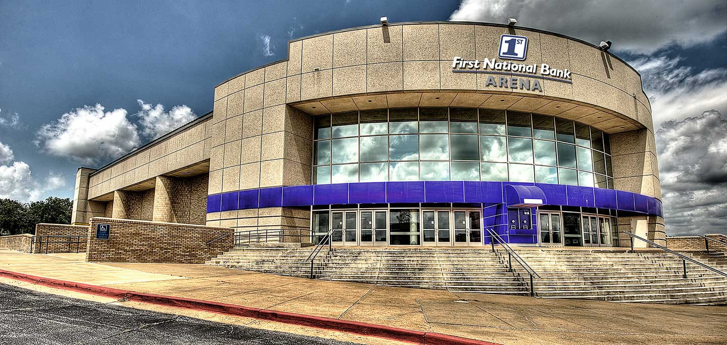 First National Bank Secures Naming Rights to the Convocation Center